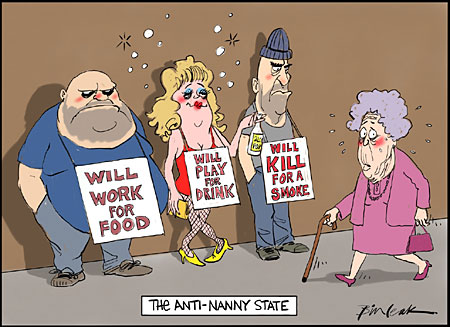 australia nanny state Australia's northern territory has a stretch of road that has no speed limit the  new administrators of the area, representing the labor party,.